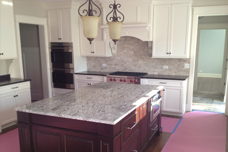 South Bend Kitchen Countertops